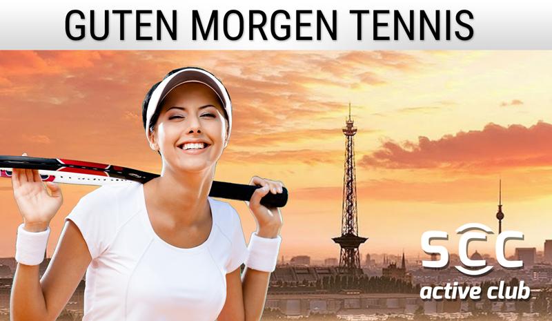 Guten Morgen Tennis