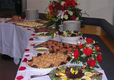 SCC-Catering Buffet