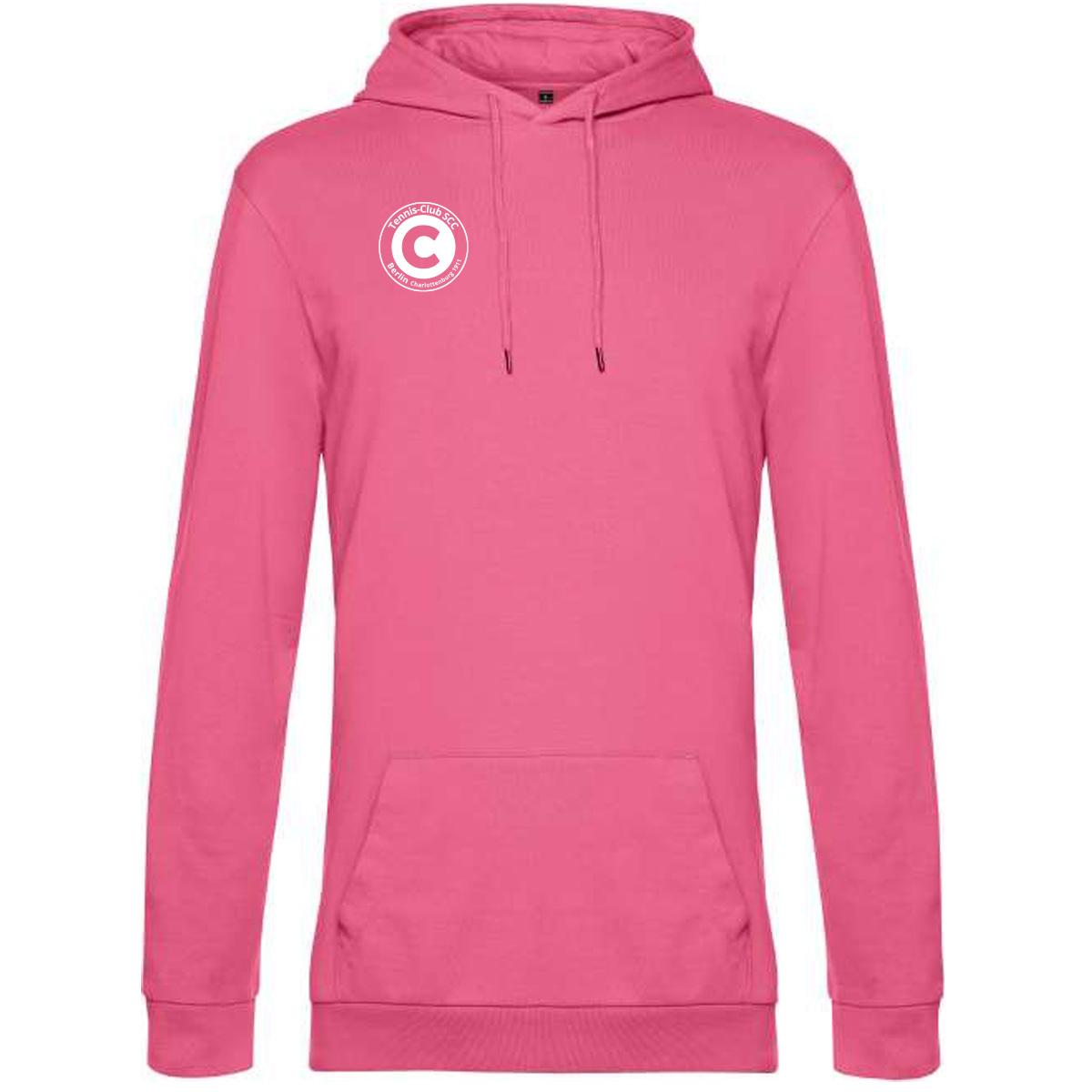 Hoodie Kapuzenpullover pink