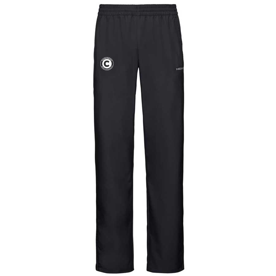 HEAD Club Pants Trainingshose schwarz