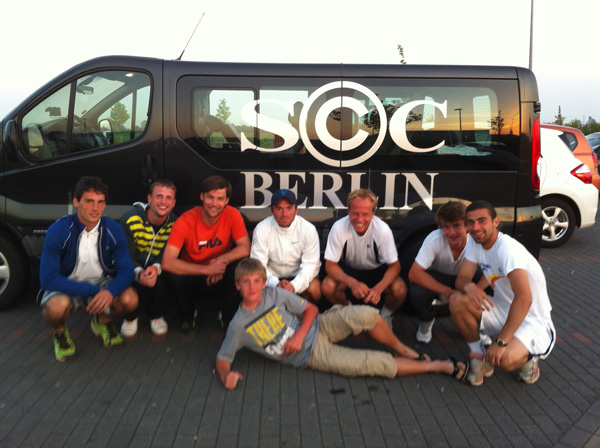 1. Herren 2012 on tour