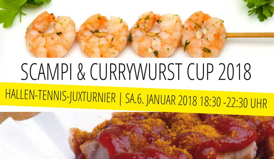 2018 scampi currywurst cup
