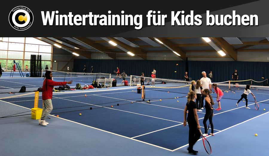 2018 wintertraining tennis kinder