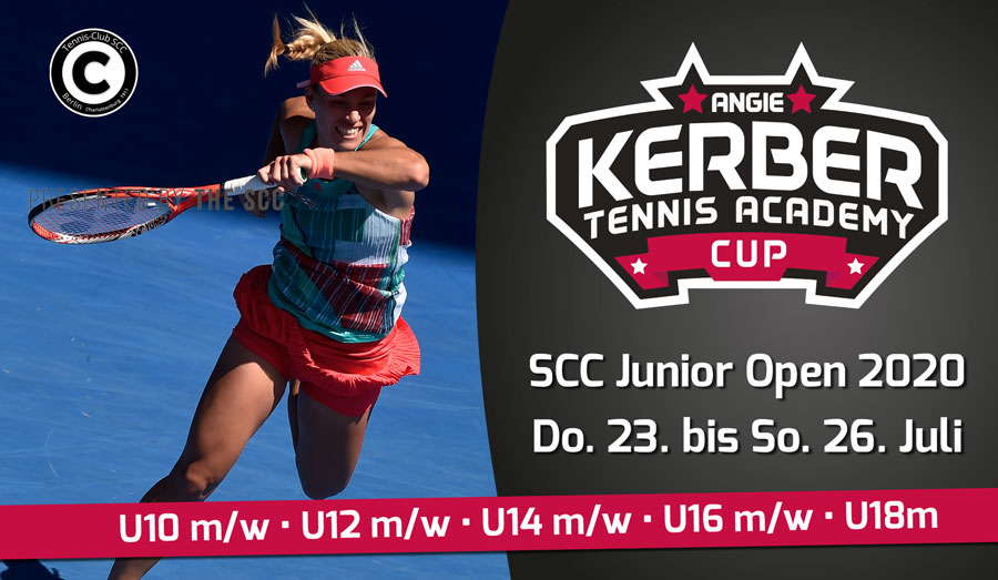 angie kerber academy cup scc 2020