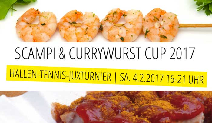 scampi currywurst Cup